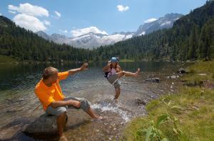 Reedsee (c) Gasteinertal Tourismus