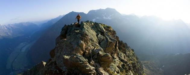 weitwandern Ötztal Trek Laeng Gamskogel Tirol