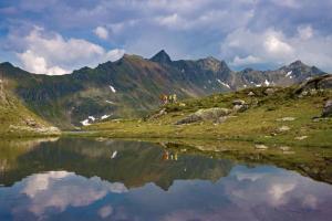 Weitwandern entlang des Schladminger Tauern Höhenwegs. Die Giglachseen. (c) Raffalt