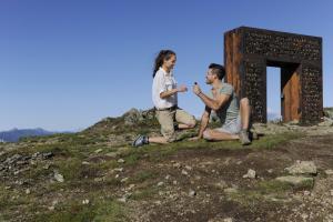 Romantisch Weitwandern am Millstätter See Höhensteig oder entlang des Alpe Adria Trails - Bild: Steve Haider