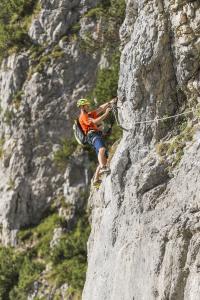Klettersteig Klamml_Wilder Kaiser_Foto Peter von Felbert (58)