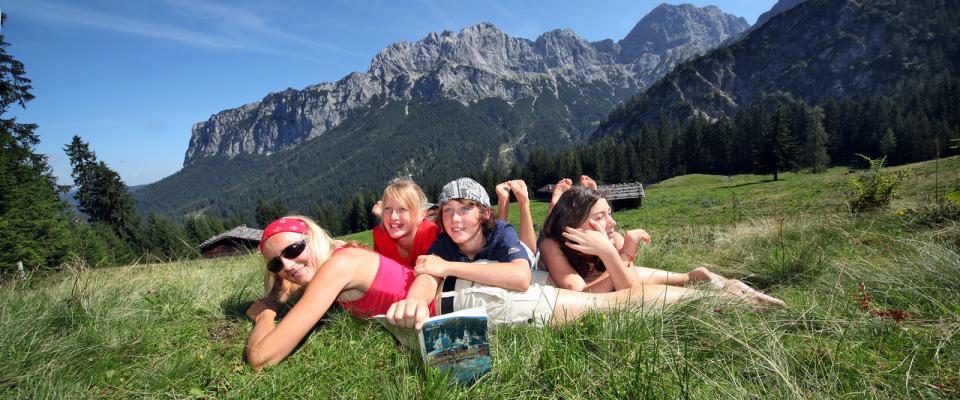 Weitwandern Salzburger Saalachtal