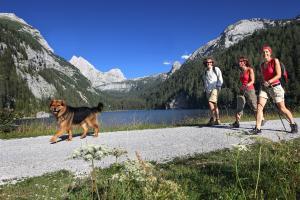 Weitwandern Saalachtalweg Route der Klammen Saalachtal Salzburg