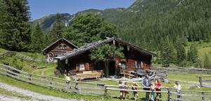 Weitwandern Salzburger Almenweg