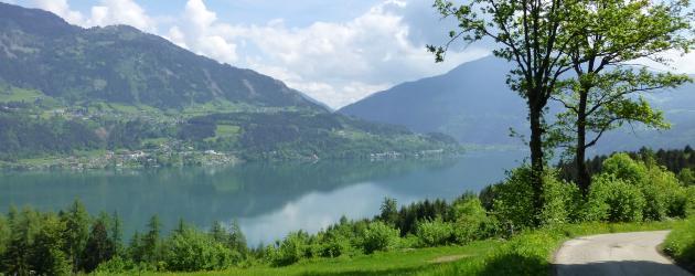 Weitwandern Kärnten Trekking Millstätter See Sommer Wandern