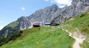 Weitwandern Kaiserkrone Barion Bichler Guttenhütte