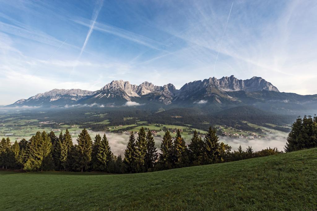Wandern & Weitwandern auf der Kaiserkrone - Region Wilder Kaiser in Tirol (c) TVB Wilder Kaiser