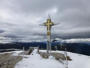 Trekking Weitwanderwege Kärnten Gipfelkreuz