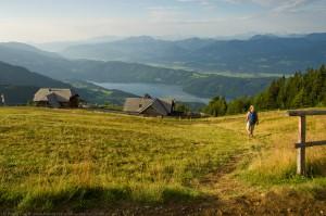 Weitwandern entlang des Alpe-Adria-Trails - (c) Kärnten Werbung - Franz Gerdl