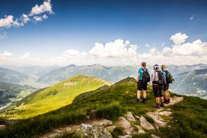 Wandern & Weitwandern entlang des Salzburger Almenwegs (c) Gasteinertal Tourismus