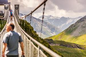 Weitwandern Gasteinertal - Salzburger Almenweg. (c) Gasteinertal Tourismus