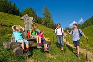 Weitwandern Salzburger Almenweg (c) Grossarltal