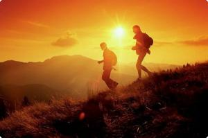 Wandern & Weitwandern im Salzburger Saalachtal (c) TVB Lofer
