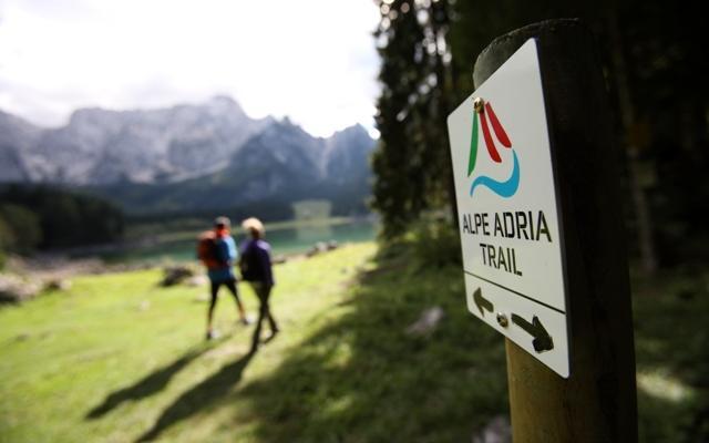 Weitwandern Alpe Adria Trail (c) Bild: Kärnten Werbung GmbH./Franz