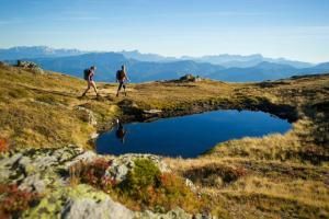 Weitwandern Alpe Adria Trail (c) Kärnten Werbung - Franz Gerdl