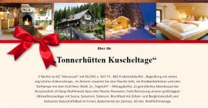 Kuscheltage gewinnspiel zirbitzkogel tonnerhütte