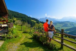 Via Alpina Weitwandern Hochkönig