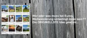Der Weitwandern-Marktplatz von Österreichs