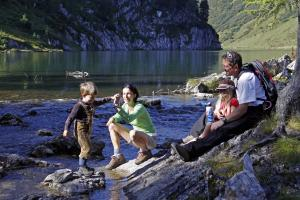 Weitwandern Tappenkarsee - Salzburger Almenweg (c) Raffalt