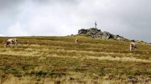Weitwandern Zirbitzkogelrunde Seetaler Alpen Gipfel