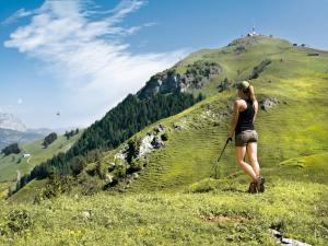 Weitwandern KAT-Walk in den Kitzbüheler Alpen Tirol (c) Vonier