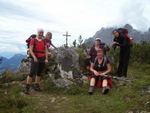 Das Bergsteigergrab