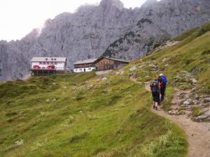 Die Gruttenhütte