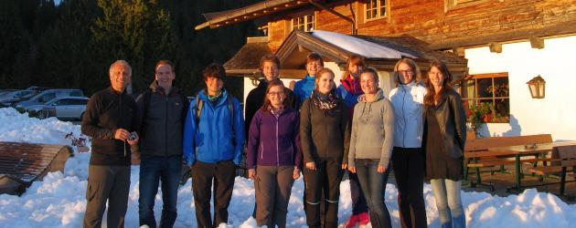 Innovation bei Weitwanderspezialisten am Wilden Kaiser (c) TVB Wilder Kaiser