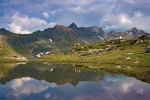 Weitwandern Schladming Tauern Höhenweg Brettersee (c) Raffalt