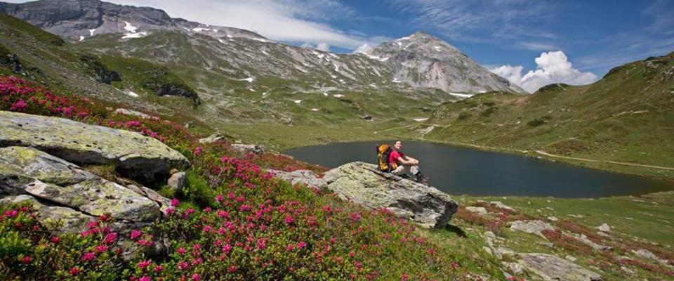 Weitwandern Schladming Tauern Höhenweg Giglachsee (c) Raffalt