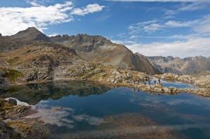 Weitwandern Schladming Tauern Höhenweg Klafferkessel (c) Raffalt