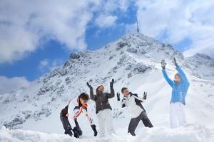 Winterwandern in den Kitzbüheler Alpen (c) Kitzbüheler Alpen Tourismus