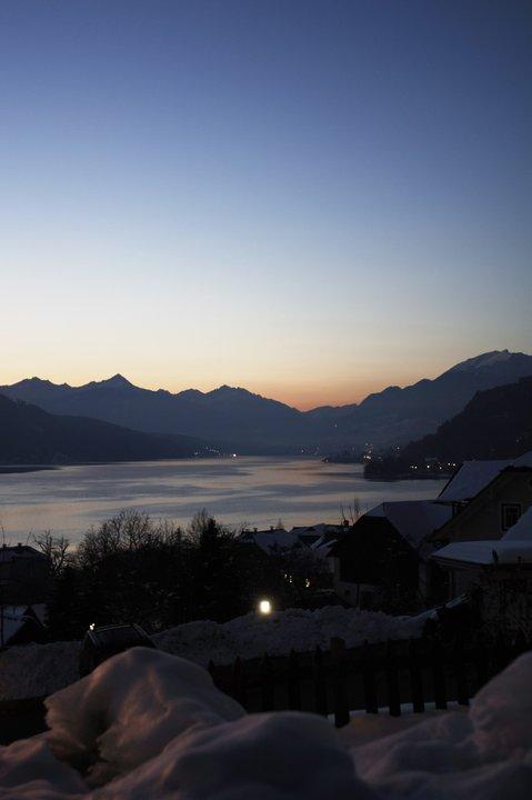 Winterwandern am Millstätter See (c) MTG/Steve Haider