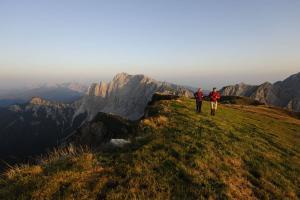 Der Panoramaweg Südalpen - (c) Carnica Region Rosental - Wolfgang Ehn