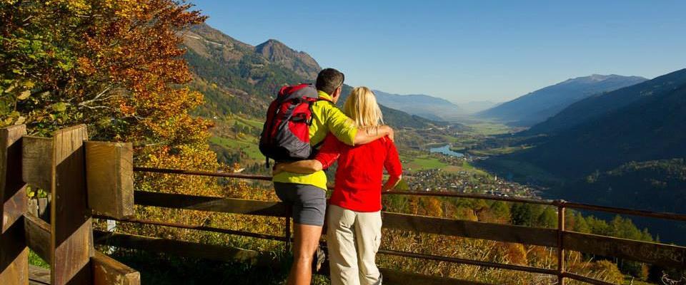 Weitwandern Alpe-Adria-Trail Nationalpark Hohe Tauern (c) Kärnten Werbung Franz Gerdl