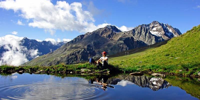 Wandern u Weitwandern Ötztal Trek - Söldens stillste Seite (c) Ötztal Tourismus