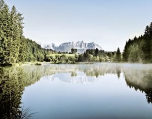 Wandern und Weitwandern Kitzbühel Gieringer Weiher (c) Kitzbühel Tourismus