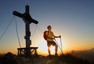 Wandern und Weitwandern Salzburger Almenweg (c) Salzburger Land Tourismus