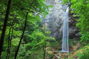 Wildensteiner Wasserfall Panoramaweg Südalpen (c) Klopeinersee Südkärnten