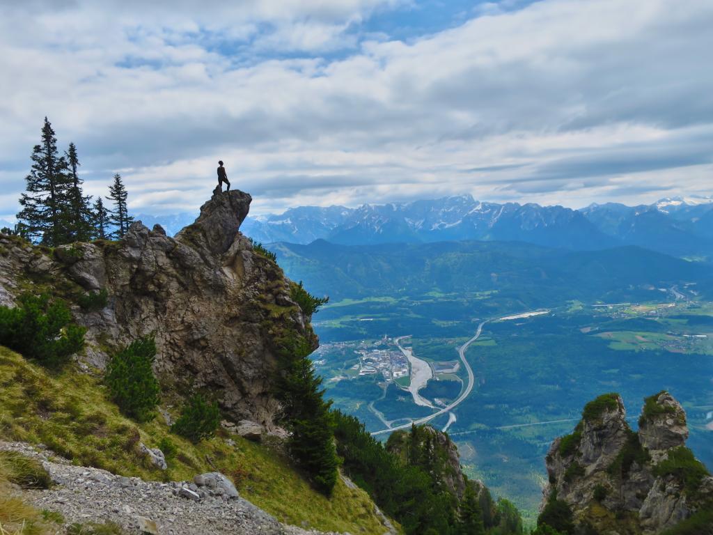 Aussicht Dobratsch, © Karmen Nahberger-1