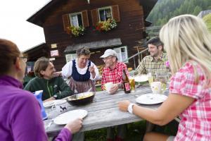 Weitwandern & Wandern Tipps Essen (c) Franz Gerdl - am Alpe Adria Trail