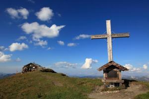 Weitwandern am Salzburger Almenweg - Gamskarkogel (c) SalzburgerLand Tourismus