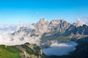 Wandern und Weitwandern in Filzmoos - Salzburg. Bergpanorama Filzmoos (c) TVB Filzmoos