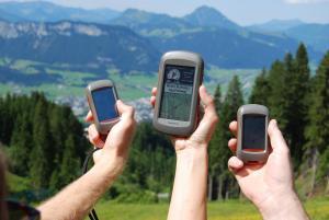 Geochaching-KATWalk-Kitzbühel-Tirol-Weitwandern und wandern in Österreich