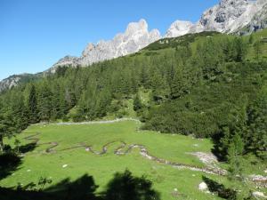 Weitwandern wandern Steiermark Dachstein Rundwanderweg Kasaboden (c) TVB Schladming Dachstein