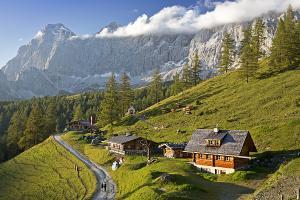 Berge - Landschaft