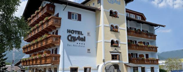 Hotel-Crystal-St-Johann in Tirol