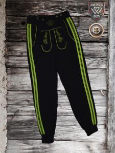 schwarz_grün Jogger_klein