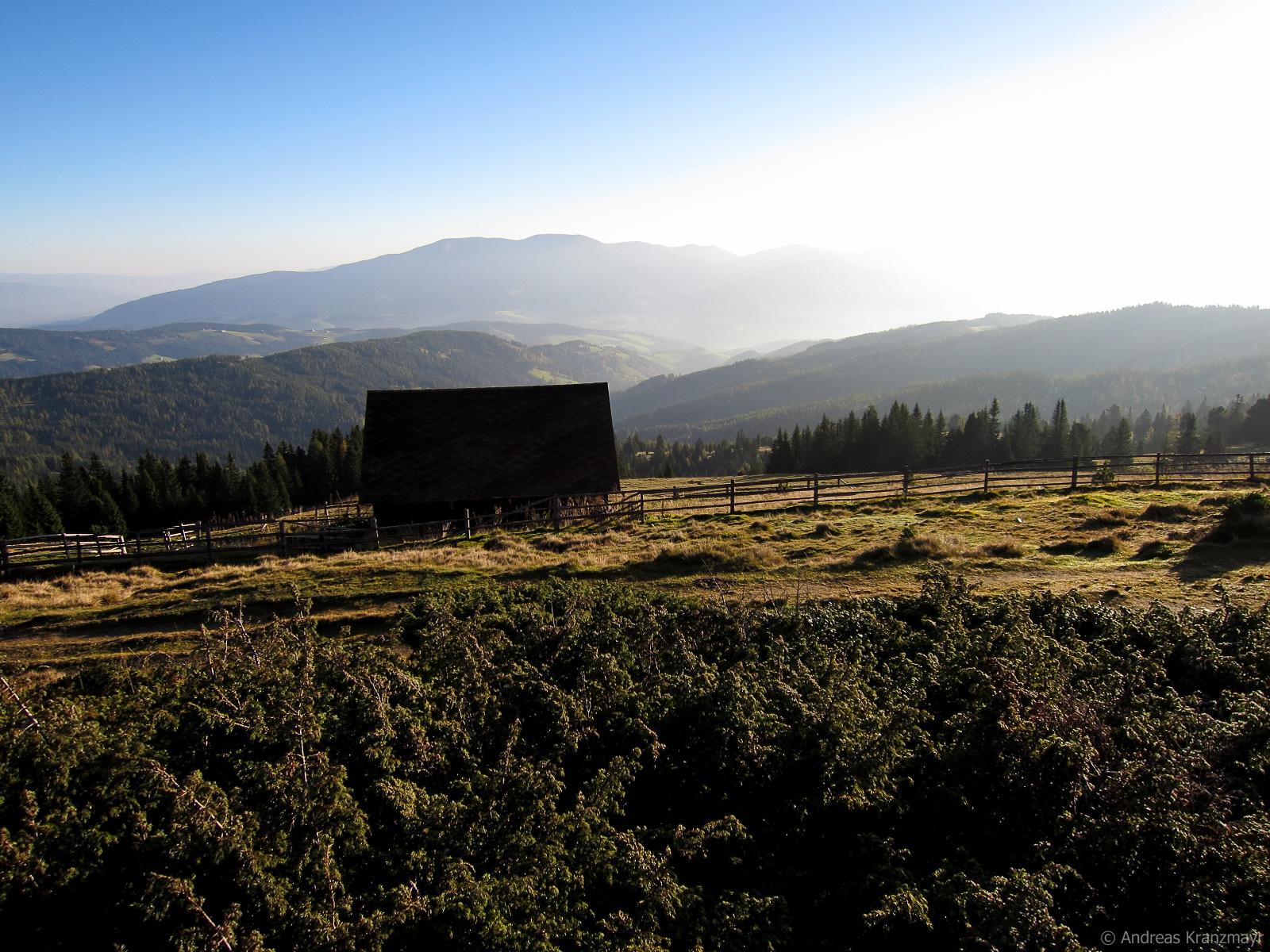 Auch am Ende des Panoramawegs Südalpen heißt es noch immer großartige Ausblicke zu genießen.