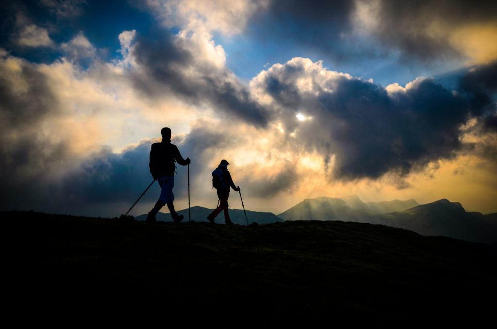 Sonnenaufgang am Sinabell – eine traumhafte Stimmung
